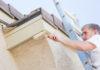 Regional kann es zu Preisabweichungen bei den Dachüberstand streichen Kosten kommen.