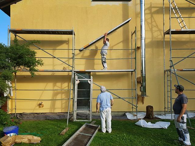 Fassade Streichen Kosten Preisliste 2019 Renovierungskosten Net