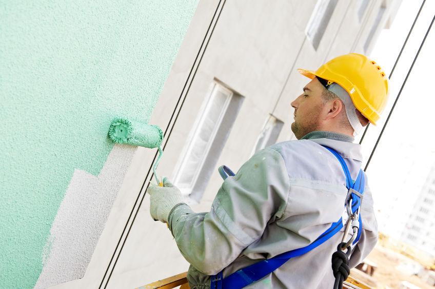 Super Fassade streichen Kosten - Preisliste 2019 | renovierungskosten.net SP73