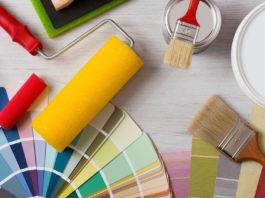 Wie hoch fallen die durchschnittlichen Malerarbeiten Kosten pro qm aus?