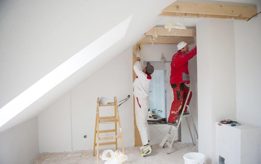 Was kostet es, ein Zimmer streichen zu lassen?