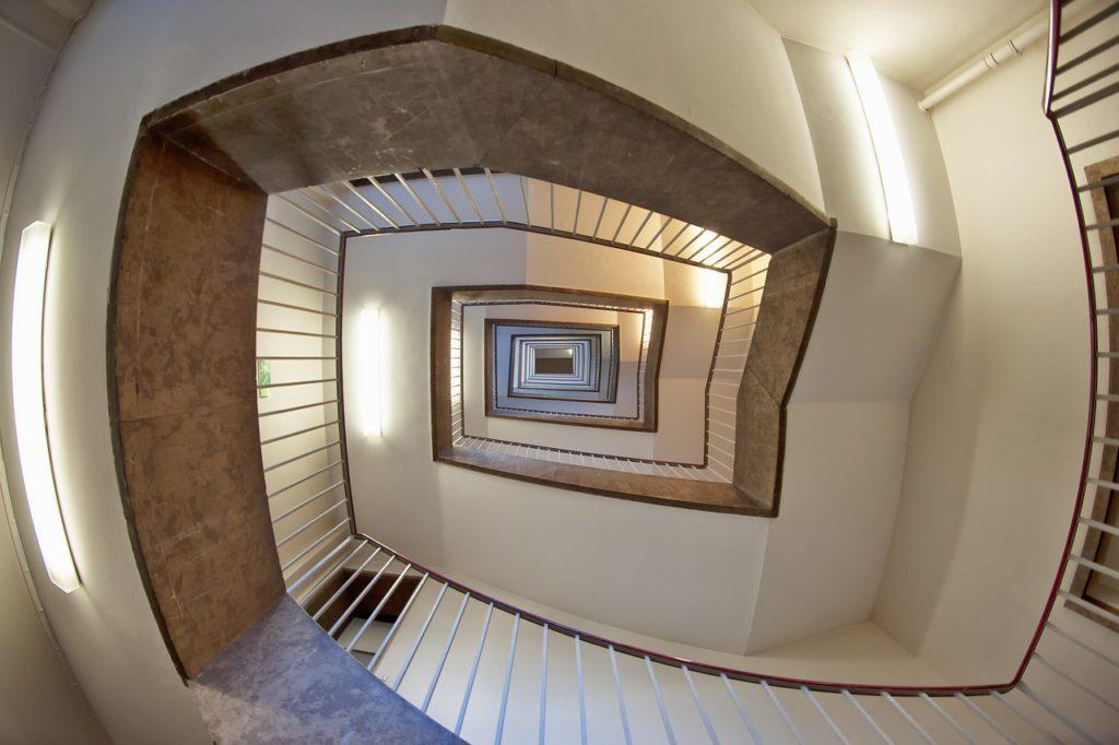 Treppenhaus Streichen Kostenbeispiel 2018 Renovierungskosten Net