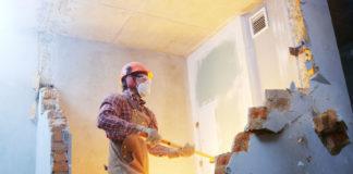Wie hoch fallen die Wanddurchbruch Kosten pro m2 aus?